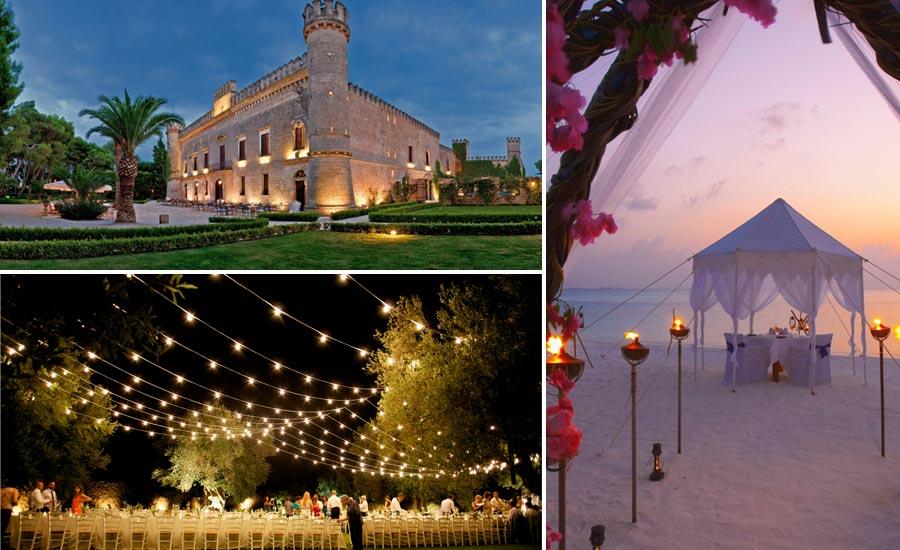 Matrimonio Spiaggia Puglia : Sposarsi in puglia flavia robbe
