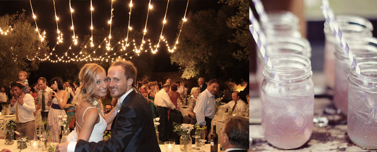 Matrimonio Country Chic In Puglia : Flavia robbe event wedding planner