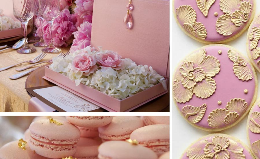 palette_pink_gold_wedding_luxury_lecce_apulia_italy