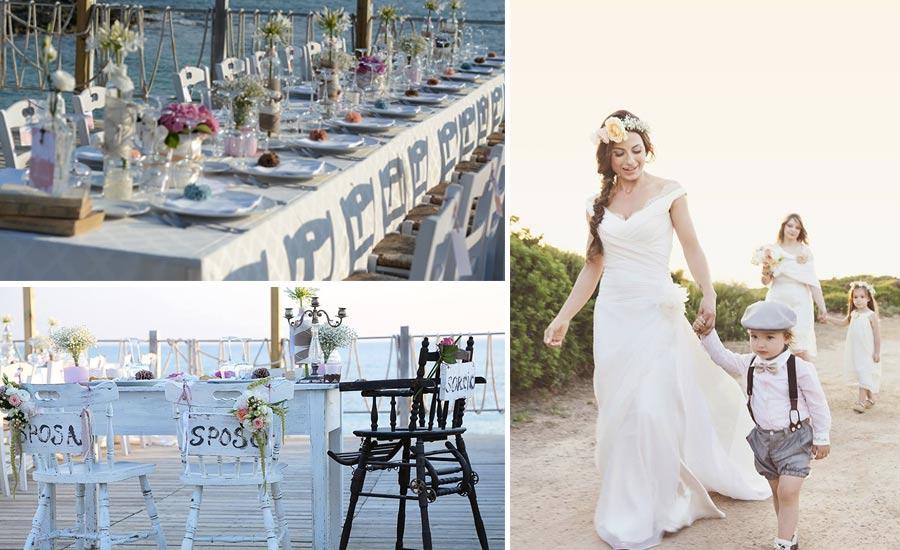 Matrimonio Spiaggia Salento : Una favola a piedi nudi sulle spiagge del salento